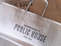Stamped To-Go Bags
