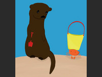 Otter Beach Party