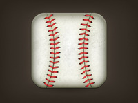 Baseball iPhone Icon