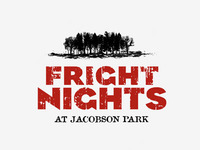 Fright Nights Lexington logo concept