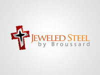 Jeweled Steel