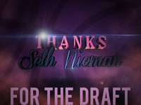 Thanks to sethnieman for the draft!