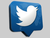 New Twitter For Mac Icon