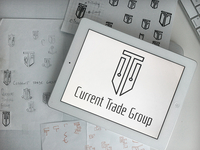 Logo Mark | Current Trade Group