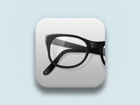 Another Glasses App Icon