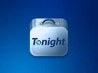 Booking.com Tonight App Icon