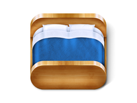 Bed iOS Icon