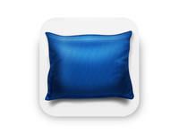 Pillow iOS Icon