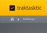 Tracktasktic