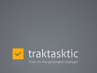 Tracktasktic Splash