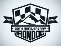 Iron Dog 30th - Single Color
