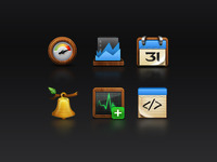 zen themed icons