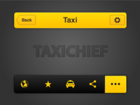 TaxiChief Navigation
