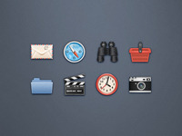 New Web Icons
