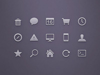 UI Vector Icons