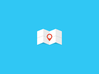 Maps/Location Icon