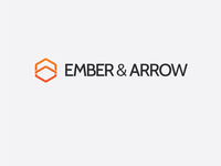 Ember & Arrow - logo option