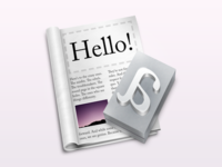 Creative Suite Icon - Indesign