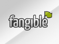 Fangible Logo Design
