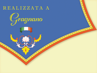 Label for Pasta, handmade in Gragnano - Italy