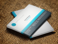 Corporate Business Card set