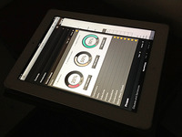 iPad UI illuminated :)