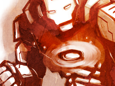 Ironman-dribbble