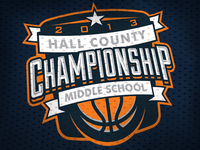 Hall County Basketball Championship