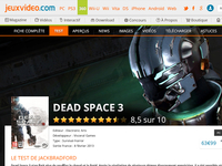 Redesign of JeuxVideo.com