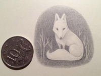 Tiny Arctic Fox