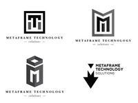 Metaframe Tech Logo Concepts, Round 2