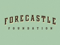 Forecastle Foundation Logotype