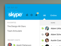 My Skype Version