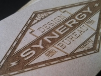Laser Etched Business Cards
