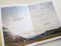 Glenmuir SS2013 Brochure Intro Spread