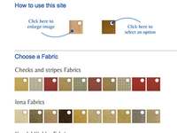 Furniture Website Usability