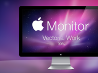 Apple Monitor - Free use