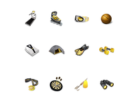Icon set for internet-shop