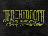 Jeremy Booth Header