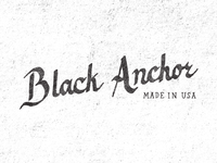 Black Anchor Part 2