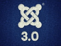 Joomla 3.0 Denim Logo