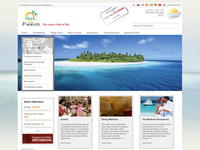 Official Travel Website, Maldives
