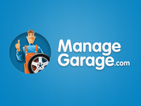 ManageGarage.com Logo