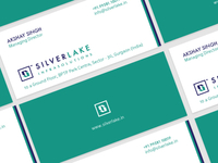 Silverlake Business Cards