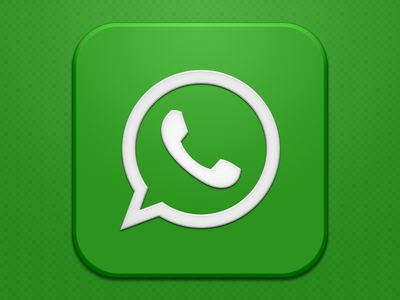 Whatsapp Icon Redesign