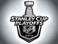 2013 NHL Stanley Cup Playoffs Logo