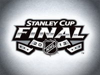 2013 NHL Stanley Cup Final Logo