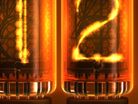 Nixie Detail