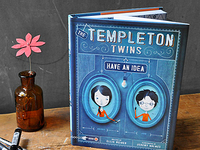 The Templeton Twins: Now available in bookshops