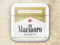 Marlboro Lights icon